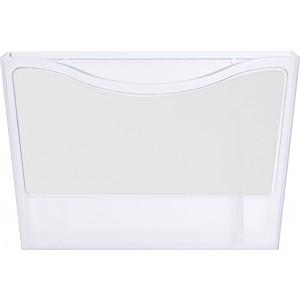 Mágneses tároló, műanyag, fehér
