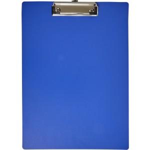 Felírótábla, műanyag, kék