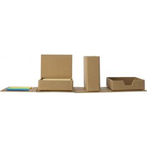 Karton asztali szett